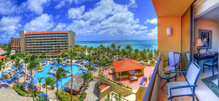 All inclusive hotel Barceló Aruba