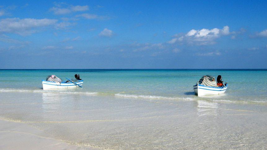 Vakantie Tunesië