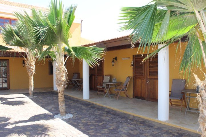 Wanapa Lodge Bonaire, hotel en appartementen