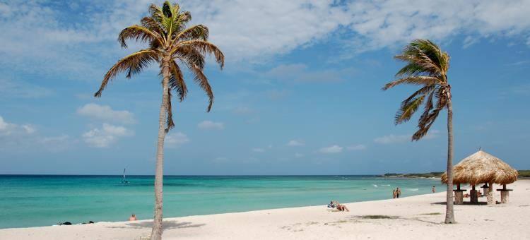 Strand Palm Beach Aruba