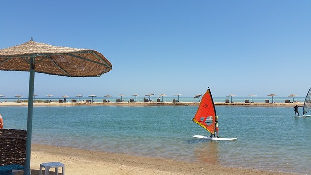 Vakantie El Gouna Egypte