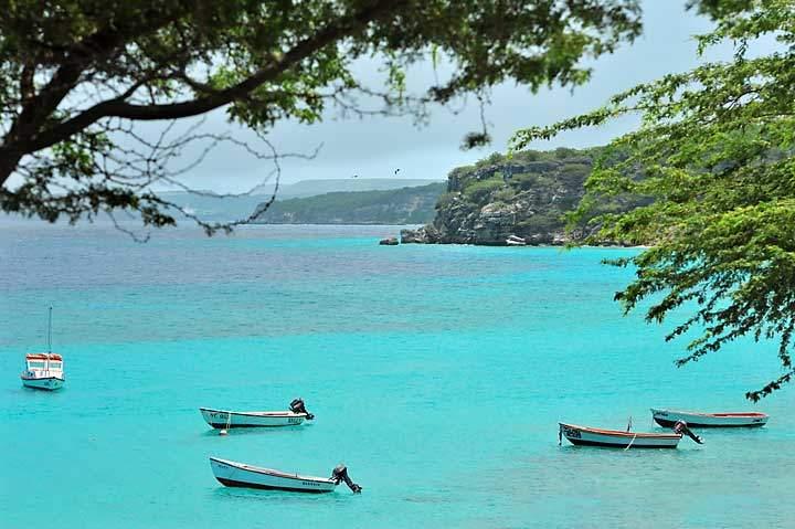 Vakantie Piscadera Baai Curaçao