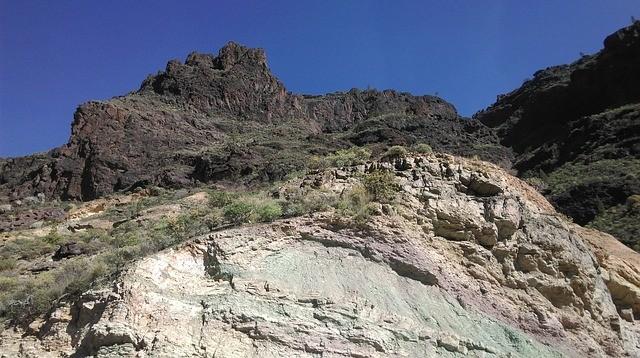 Zonvakantie Gran Canaria bergen