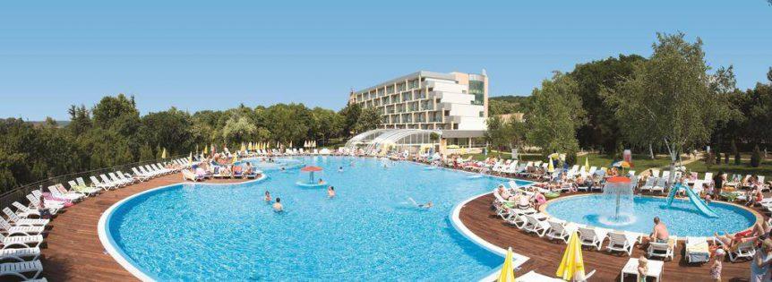 Vakantie Albena Bulgarije