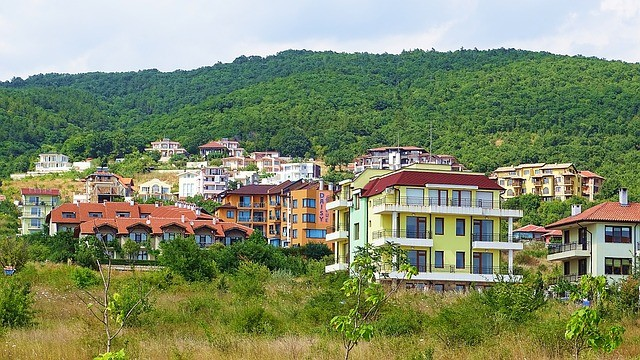 Sveti Vlas Bulgarije
