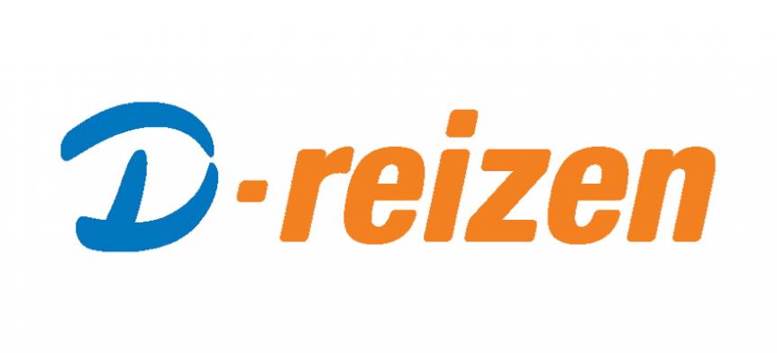 Logo D-reizen