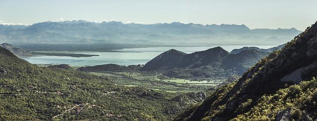 Montenegro meer natuur park landschap
