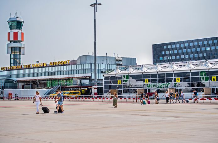 Luchthaven Rotterdam The Hague Airport
