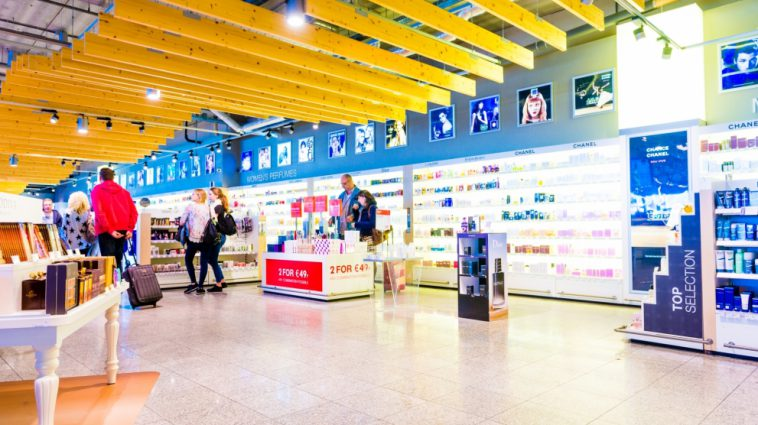 Winkels op Eindhoven Airport