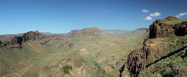 Vakantie Canarische Eilanden Gran Canaria