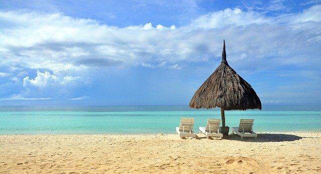Reizen Filipijnen zon strand zee