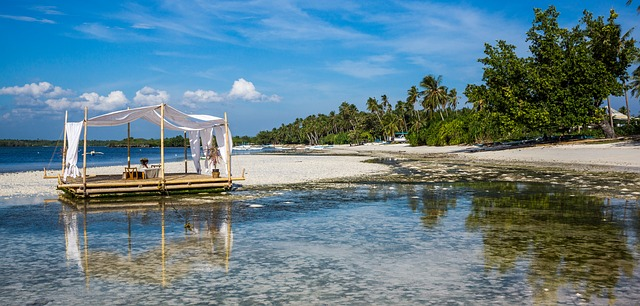 Vakantie Boracay Filipijnen strand