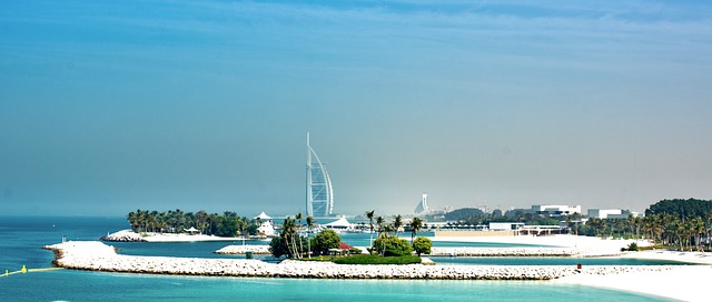 Dubai Verenigde Arabische Emiraten reizen
