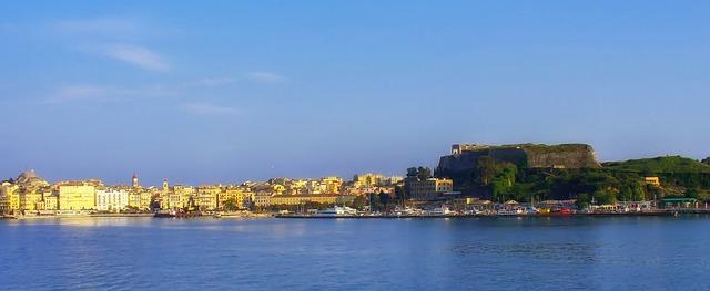 Griekenland Corfu vakantie
