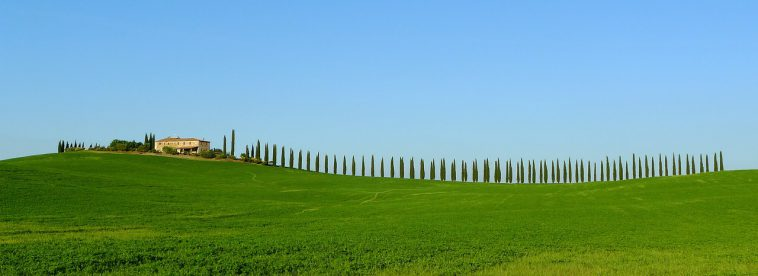 Agriturismo vakantie Italië
